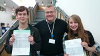 GCSE Results -  2015 20/08/2015